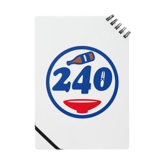 パ紋No.2812 240 Notes