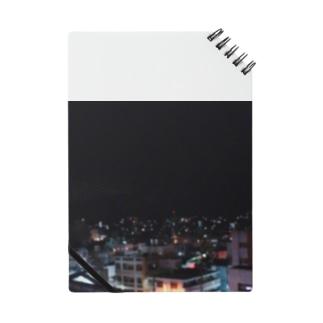 夜空 Notes