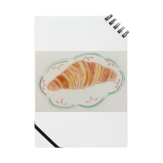 クロワッサンの朝食 Notes