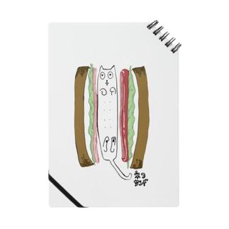 ネコサンド(まっしろけ) Notes