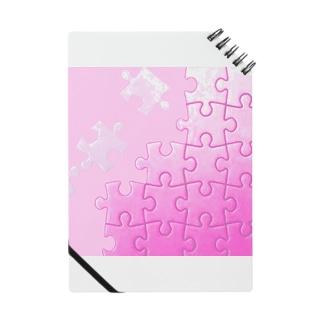 ピンクジグソー Notes