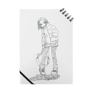 少女とモンスター Notes