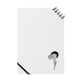 風船ガム子 Notes