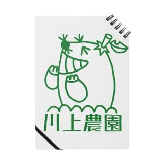 川上農園ロゴグッズ Notes