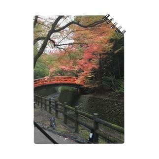 紅葉の散歩道 Notes