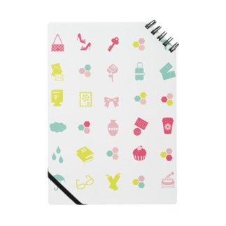 pastel icons Notes