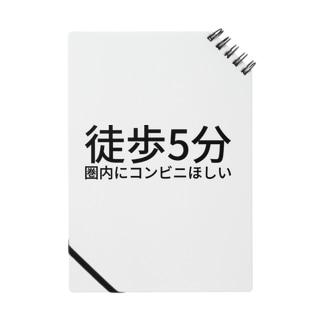 徒歩5分圏内にコンビニほしい【らくがきズム】 Notes