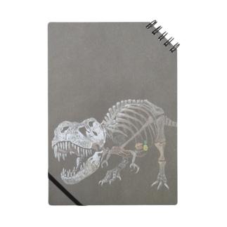 なんでも食べちゃうティラノサウルス Notes