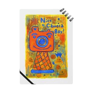 ナイスカメラボーイN Notes