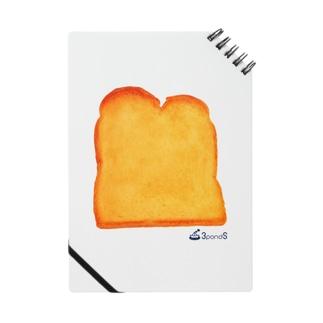 トースト ノート