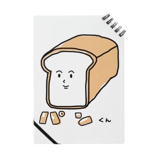 パンくんグッズ(bread man goods) Notes