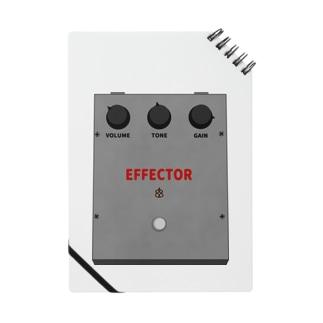 エフェクター - EFFECTOR Notes