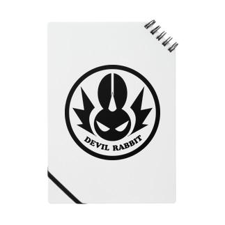 デビルラビット(黒) Notes