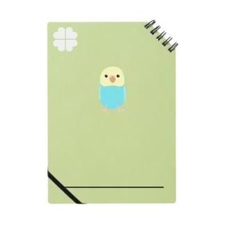武者小路夕桐のセキセイインコ Notebook