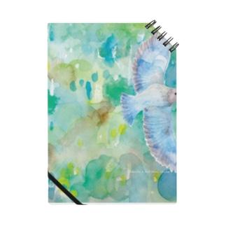 青い鳥がなくとき -森の中- Notes