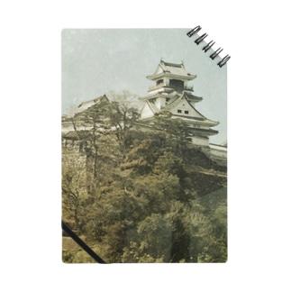 なんでもない田舎の風景「高知城」 Notes
