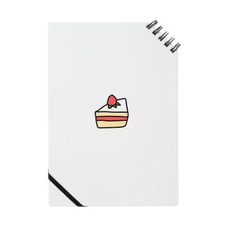 ショートケーキ Notes