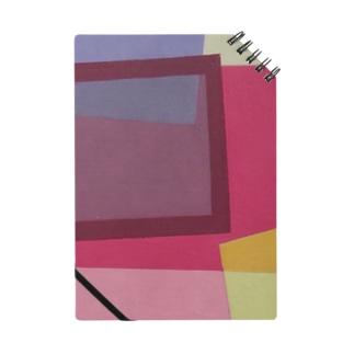 ララ Abstract letter series - Close up Ver. Notes