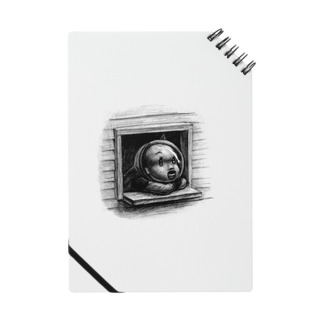 ヤノベケンジアーカイブ&コミュニティのヤノベケンジ《トらやんの大冒険》(流れ星?) Tシャツ Notes