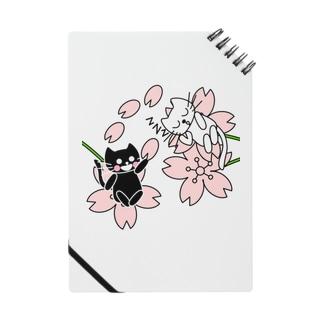 たまとクロと桜 Notes