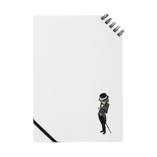 燕尾服の少女 Notes