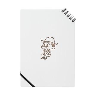 待機園長シリーズ (カウボーイ) Notes