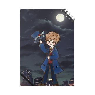 月夜のSKYMAN Notes