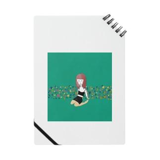 緑の女の子 Notes