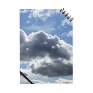 空の写真シリーズ 青空ちゃん 4 Notes