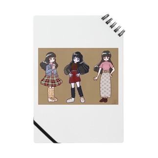 ミミちゃんファッション Notes