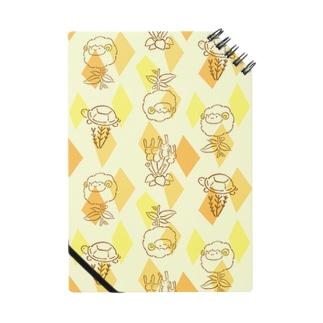 【メリのすけフレンズ】(オレンジ) Notes