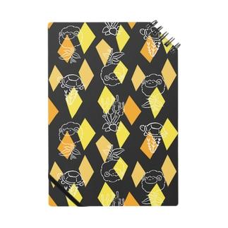 【メリのすけフレンズ】(黒・黄色) Notes