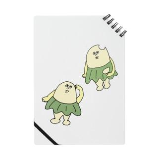 柏原ちまき 〝おとぼけ〟 Notebook
