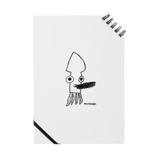 Ika! Notes