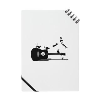 《猫とギター》 Notes
