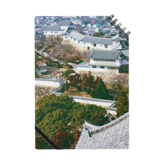 日本の城:姫路城 Japanese castle: Himeji Castle Notes
