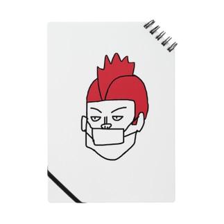 MOHAWK HAIR BOY Notes
