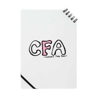 CFAロゴ Notes