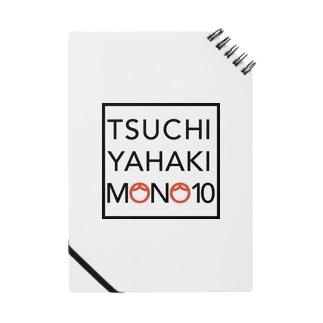 土谷履物店グッズ Notes