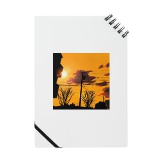 夕焼けのトート Notes