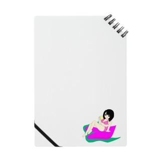 桃宮ももノート Notes