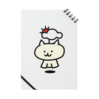 【SALE】てるてるネコ(通常) Notes