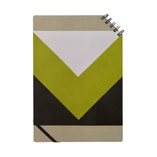 Pea green M Notes