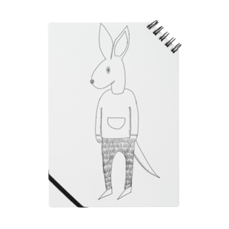 Tommy_is_mozukuのMy  friends kangaroo Notes