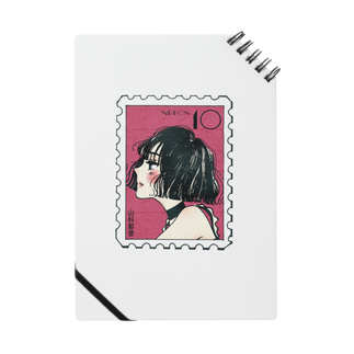 恋い焦がれ切手 ノート
