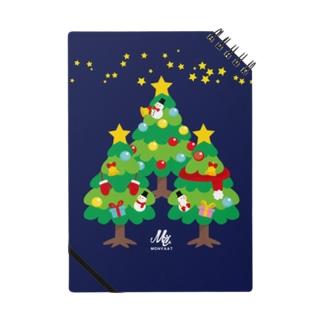 CT88 森さんのクリスマスツリ Notes