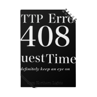 HTTP Error 408 Request Timeout team Northern Lights Notes