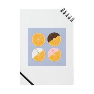 オレンジ Notes
