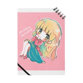 おしゃれ・ピンク Notes