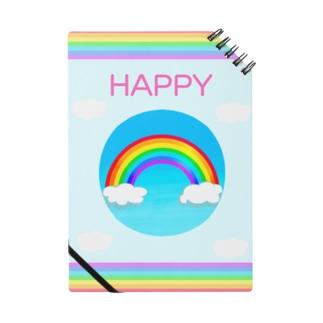 HAPPY【虹色HAPPYレインボー】 Notes